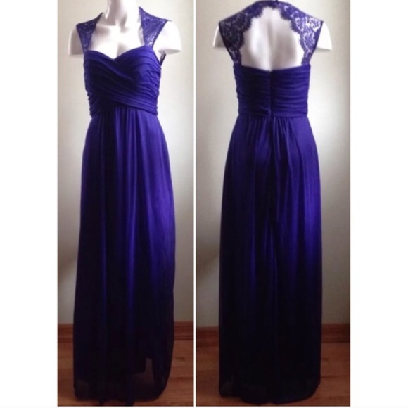 Scarlett Nite Dresses | Dark Purple Prom Dress | Poshmark